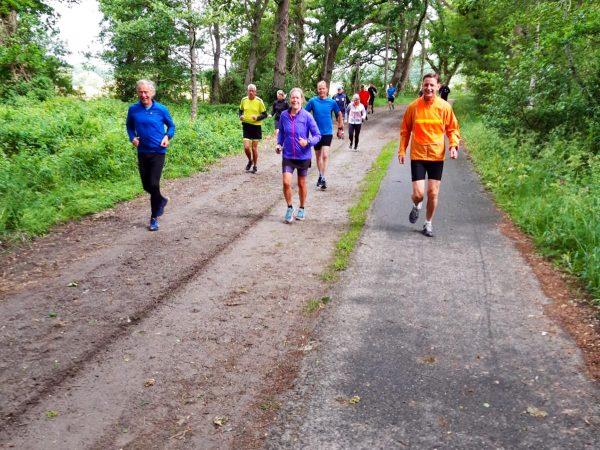 10 km Challenge